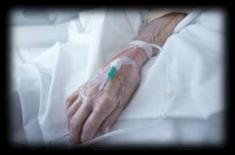 IV antibiotic therapy